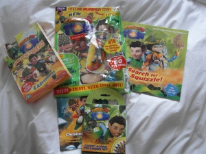 Our Tree Fu Tom bundle